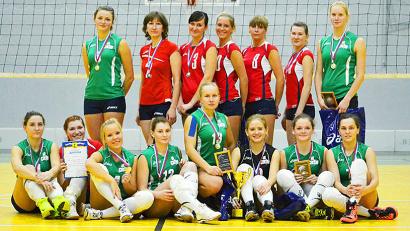 Команда завоевала чемпионский титул, одержав победу во всех трёх играх с «Олимпикой»
