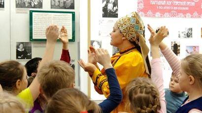 Более 200 классов из разных школ Архангельска активно участвовали в проекте «Культурный рюкзак»