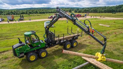 Фото с официального сайта чемпионата «Лесоруб XXI века» lesorub.pro