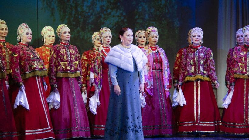 Фото Северного русского народного хора