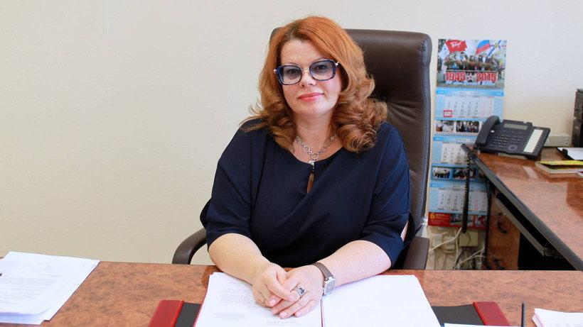 Министр культуры Архангельской области Вероника Яничек