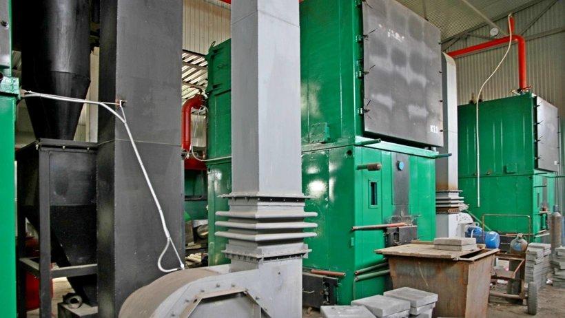 Установленная мощность теплоцентрали достигла 8 МВт. Фото газеты «Двиноважье»