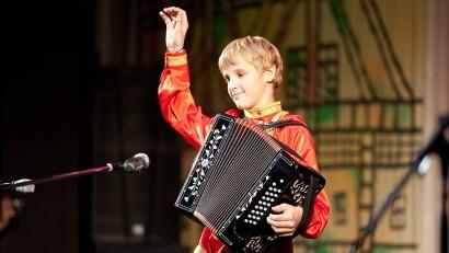 В этом году главными участниками праздника народного искусства станут юные северяне. Фото  пресс-службы областного Дома народного творчества