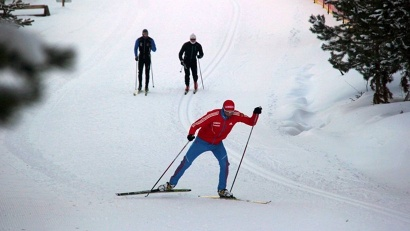 Все лыжные трассы в «Малиновке» прошли официальную международную сертификацию