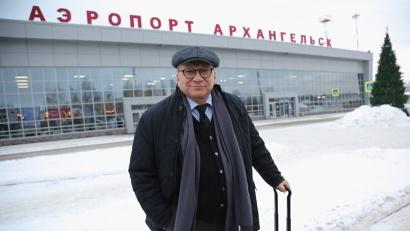 На фестивале Игорь Станиславович представит северянам две картины и расскажет об истории их создания