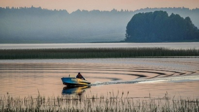 Фото: К. Кокошкин. Предоставлено пресс-службой национального парка «Кенозерский»