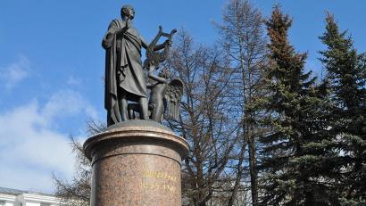 Великий учёный ушёл из жизни 15(4) апреля 1765 года, но его имя и сегодня продолжает работать во благо родного региона