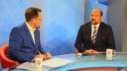 Игорь Орлов: «Я считаю, что реформа позволит более эффективно выстроить систему власти»