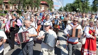 Фестиваль «Сметанинские встречи» проводится в Архангельской области с 2006 года