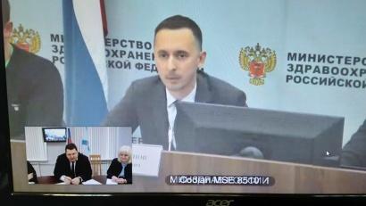 Минздрав РФ ведет постоянный контроль реализации нацпроектов