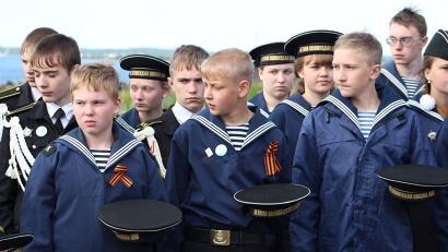 Участники летней Соловецкой школы