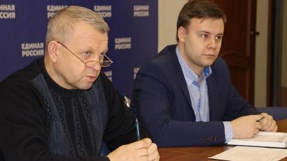 Депутат Государственной Думы ФС РФ Андрей Палкин