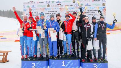 Новоиспечёнными победителями молодёжного первенства России стали Илья Порошкин, Илья Семиков, Степан Дуркин и Ермил Вокуев