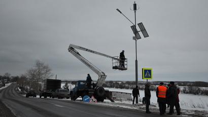Первый генератор запущен в поселке Уемский Приморского района