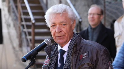 Валентин Родченко. Фото Павла Кононова