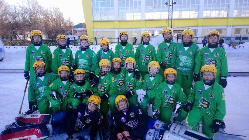 Водник-2004. Фото агентства по спорту Архангельской области