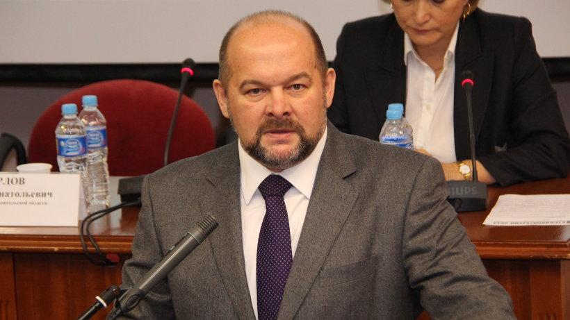 Глава региона призвал строительное сообщество к диалогу с властью