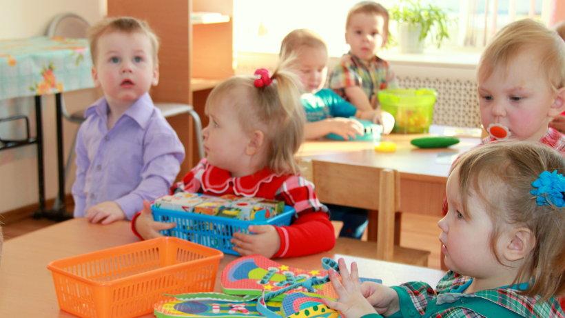 Очередь в детские сады в Архангельской области планомерно сокращается