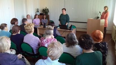 Встреча поколений – традиционное мероприятие в больнице