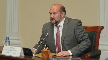 Игорь Орлов: «От решений, которые мы примем сегодня на уровне области, зависит очень многое»