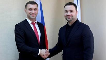 Николай Евменов и Иван Кулявцев. Фото Ивана Малыгина