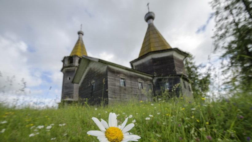 Село Ошевенское - уникальная территория, где до сих пор сохраняется неторопливый уклад жизни северной глубинки