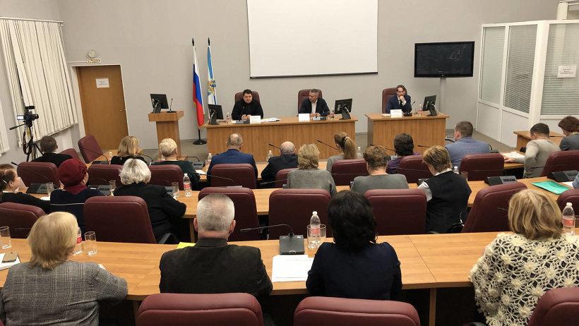 Встреча прошла в минувшую субботу с участием ветеранов, депутатов и главных врачей