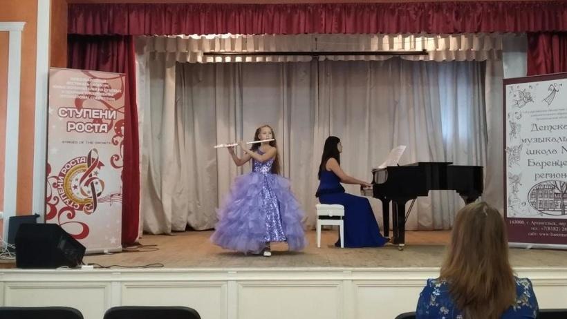 В рамках фестиваля состоялись мастер-классы для юных музыкантов