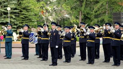 В этом году «Дирекцион-Норд» объединил сразу три юбилейные даты: 5-летие фестиваля, 75-летие «Дервиша» и 305-летие военных духовых оркестров