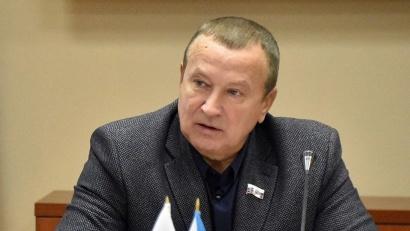 Комитет по вопросам жилищной политики и коммунального хозяйства областного Собрания возглавляет Виктор Заря