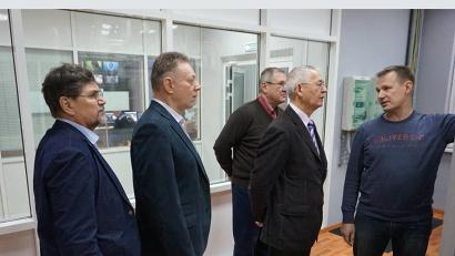 В Архангельске запущен передатчик «горячего резерва», который включится в работу в случае нештатных ситуаций