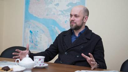 Василий Ларионов. Фото Антона Попова