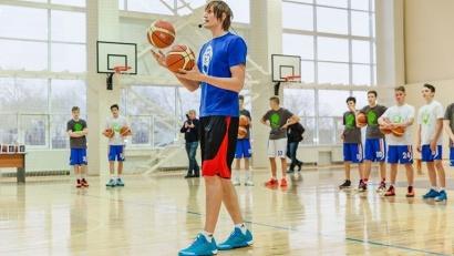 Андрей Кириленко проведет мастер-класс для юных баскетболистов в центре развития спорта «Норд Арена»