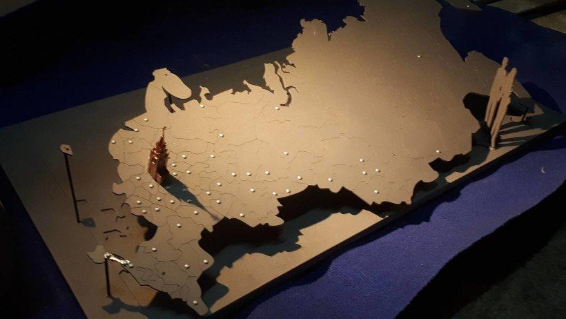 Цель проекта - создать арт-объект «Время Крыма», представляющий из себя солнечные часы