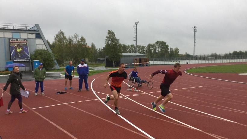 На соревнования в Архангельск приехали спортсмены из шести муниципальных образований области