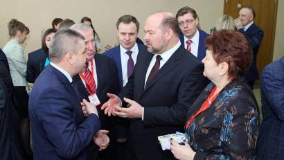 Игорь Орлов: «Мы увидели желание наладить контакты с нашими переработчиками и торговыми сетями, в целом с нашим регионом»
