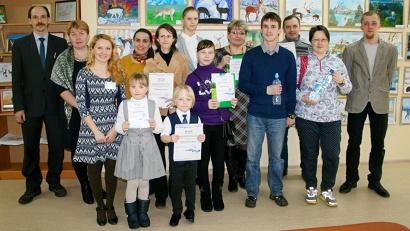 Победители и призёры конкурса «Ценители воды»