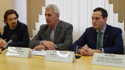 Юрий Сердюк: «Считаем важным на площадке Общественной палаты обсудить реформу системы ТКО»