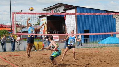 Летние спортивные игры среди городов и районов проводятся с 2001 года