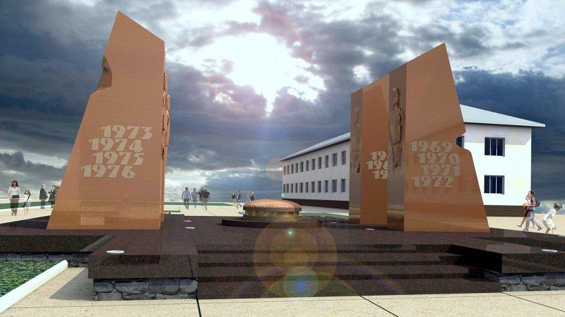 Мемориал воплотит в себе суровую красоту Новой Земли и силу духа героев-испытателей