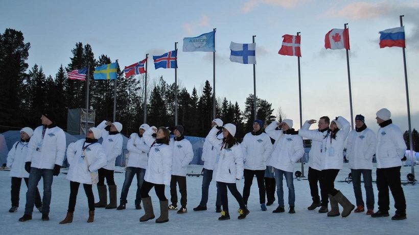 Участники работали над созданием интегрированной модели развития одной из опорных зон российской Арктики на примере Архангельской области