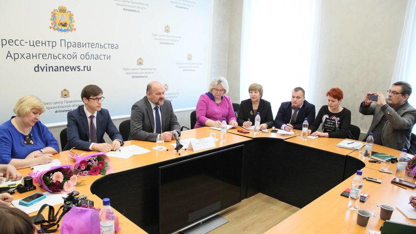 Глава региона обсудил с редакторами районных газет Послание Президента