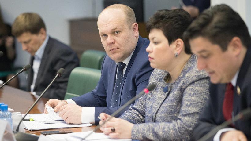 Людмила Кононова и Виктор Иконников отстаивают в Совете Федерации интересы северных предпринимателей