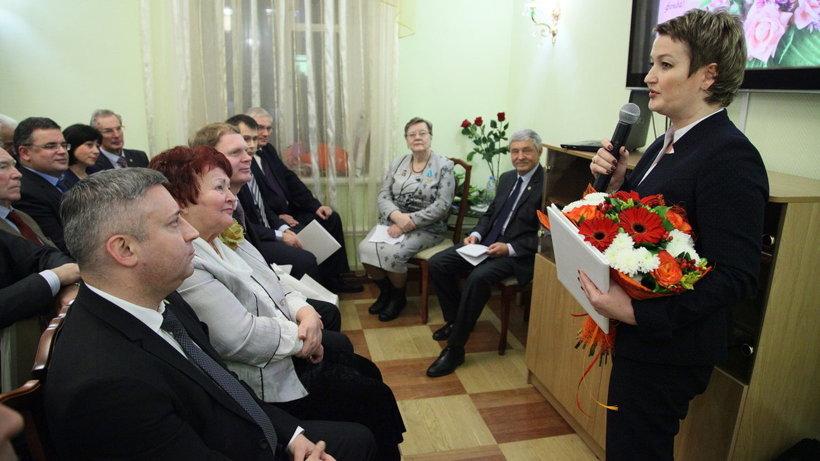 Общественность Поморья отметила 25 лет Ломоносовского фонда