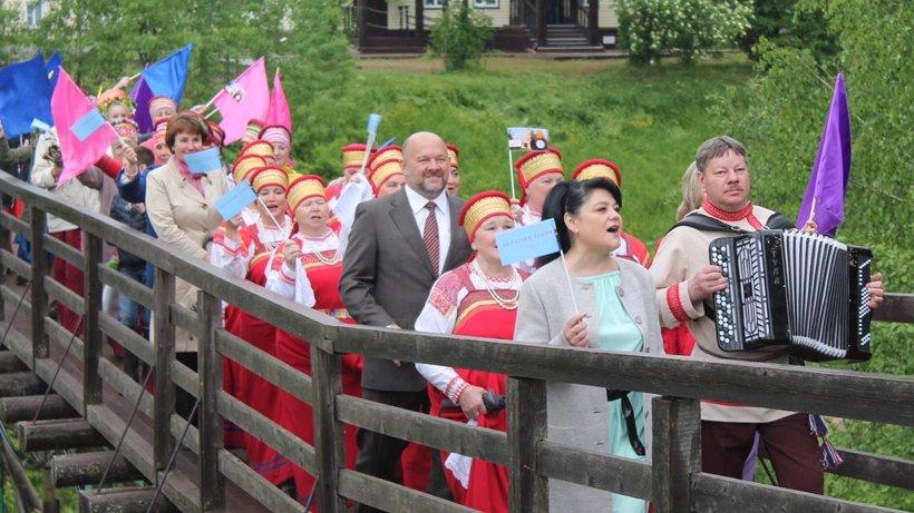 В 2017 году юбилей села совпал с юбилеем Архангельской области, которой исполняется 80 лет со дня образования