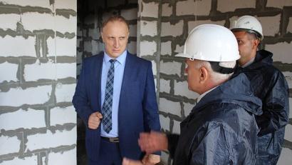 Андрей Шестаков: «При строительстве социального жилья в Архангельске мы применили три технологии: панельную, кирпичную и монолитно-каркасную»