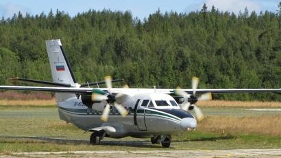 В конце 2017–начале 2018 годов планируется поставка в Архангельскую область по лизингу двух самолётов Л-410