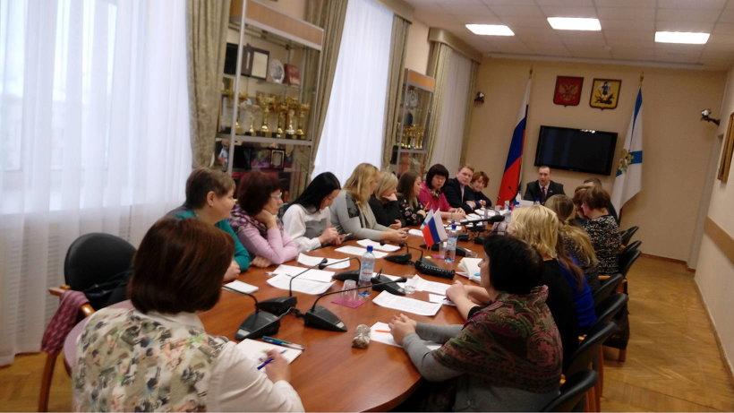 Круглый стол прошел 29 января в стенах Архангельского областного Собрания депутатов