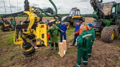 В 2020 году «Лесоруб XXI века» пройдет на новой площадке, подготовка которой уже началась