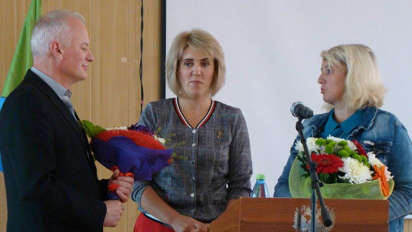 За многолетний добросовестный труд Алексею Сметанину вручена Почетная грамота губернатора Архангельской области